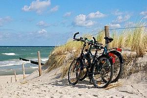 Radfahren von Großenbrode nach Heiligenhafen und Fehmarn